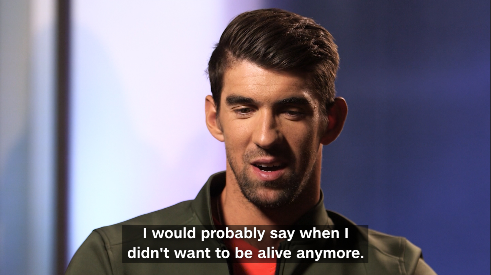 Phelps Not Alive jpg. Michael Phelps   I locked myself in my room for four days    CNN