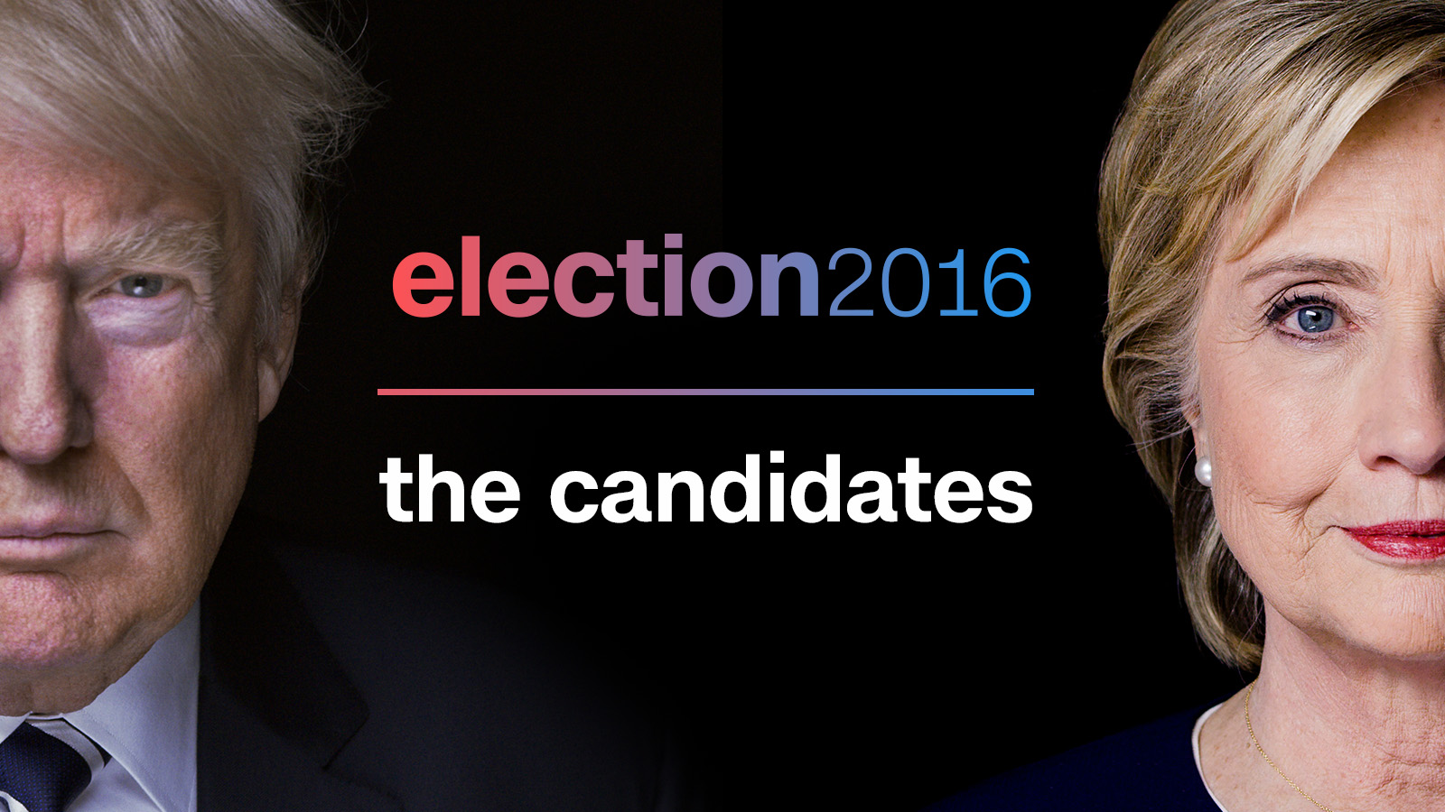 Presidential Candidates And Polls - Cnn us election map