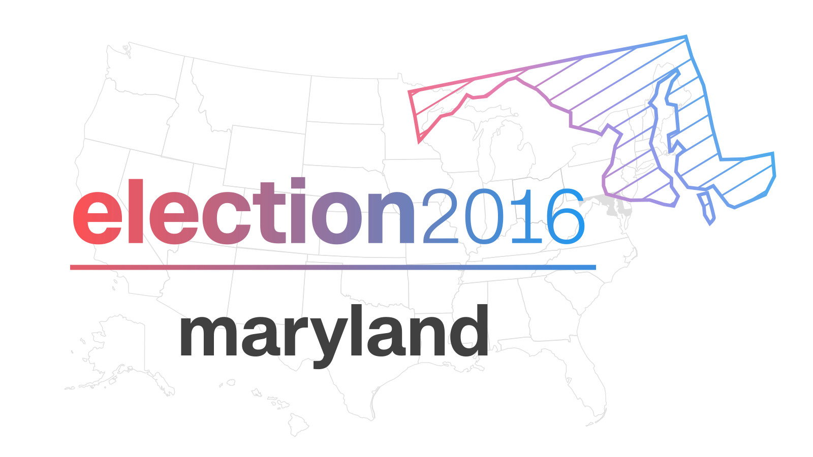 Maryland Election Results 2016