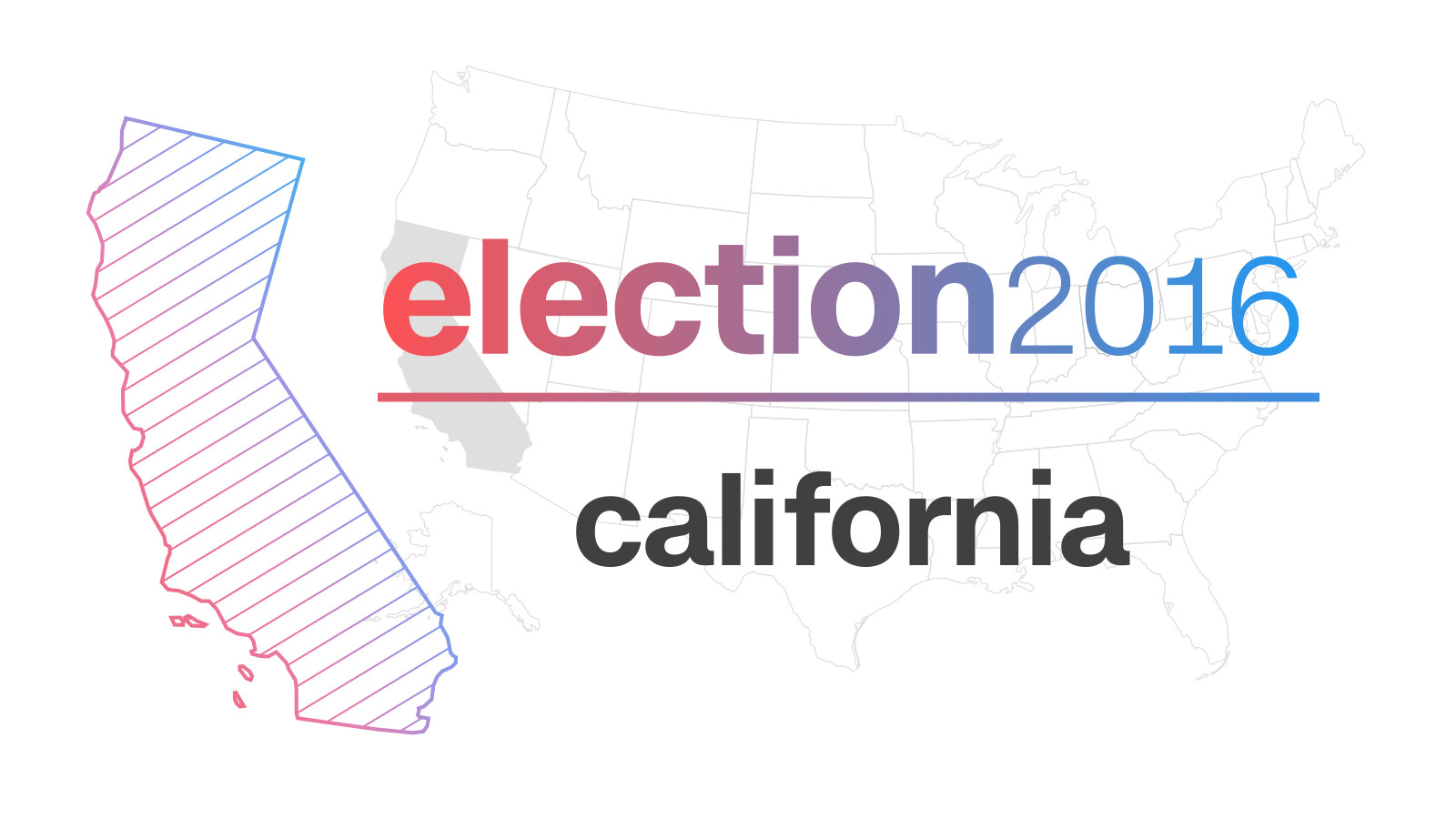 California Election Results 2016