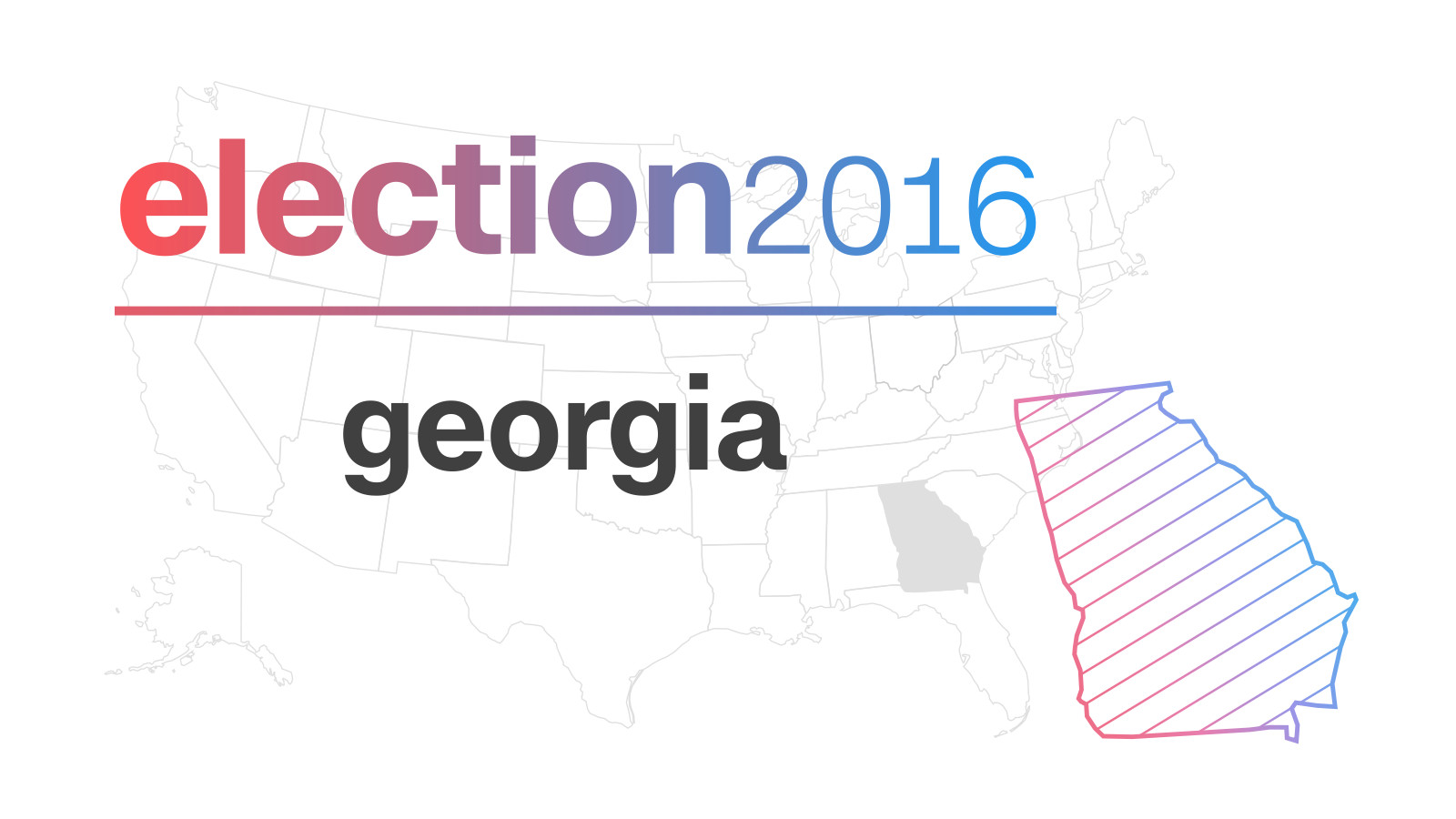 Georgia Election Results 2016