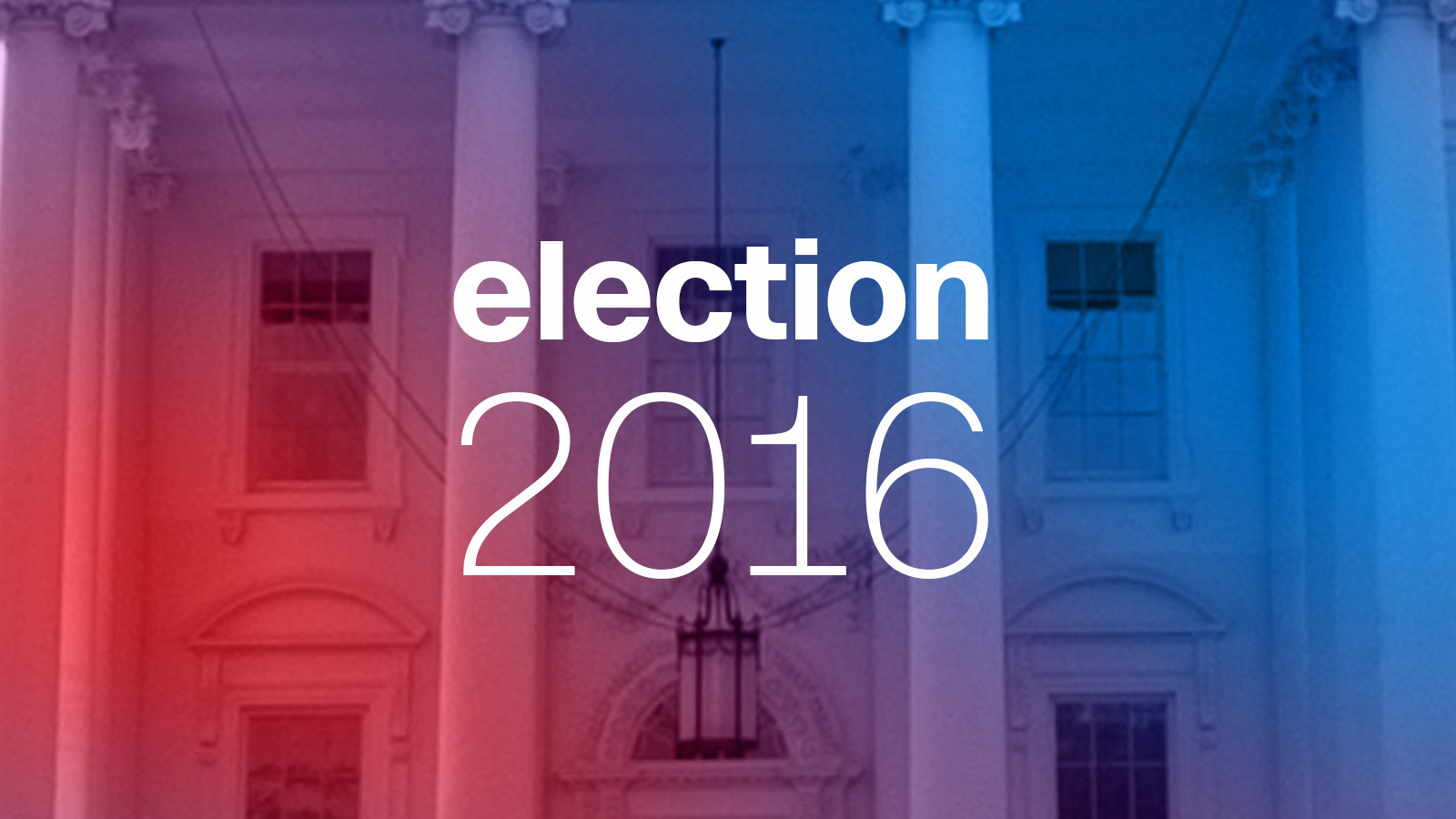 2016 Election Center – Results, Polls, Calendar