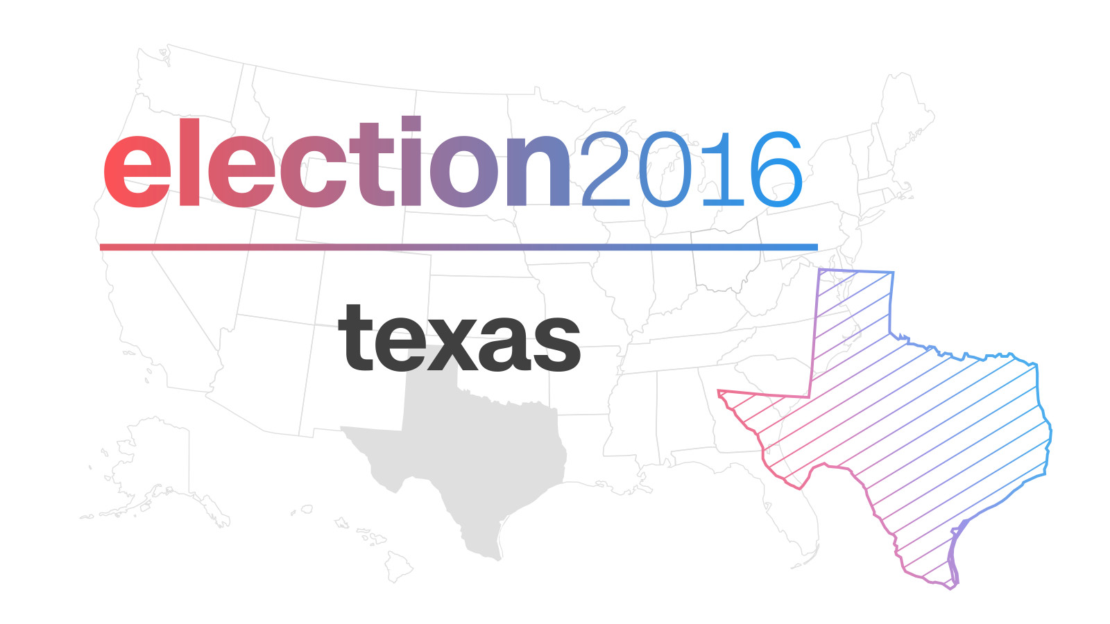 Map Of Texas Voting Results 2016.Texas Election Results 2016
